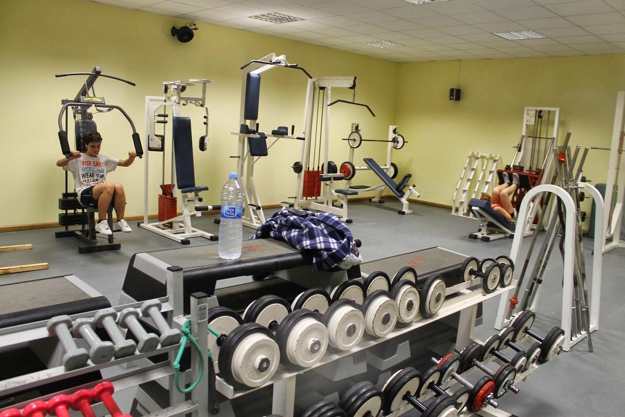 Sta magdalena ampl a los horarios del gimnasio municipal for Horario gimnasio