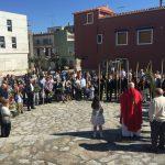 La iglesia parroquial informa sobre los horarios de Semana Santa