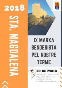cartellsta. magdalena