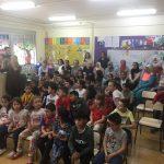 Alumnos del CEIP Albert Selma celebran el Día del Libro con la publicación de un cuento propio