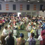 El Grupo Infantil de 'Danses Magdaleneres' participa en 'l´Aplec de Danses' de Alcalà