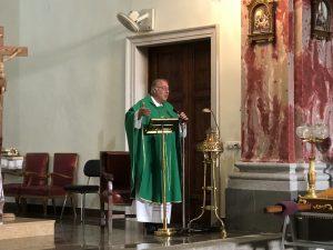 Mossén Rodrigo Monfort pren possessió com a nou rector de Sta. Magdalena