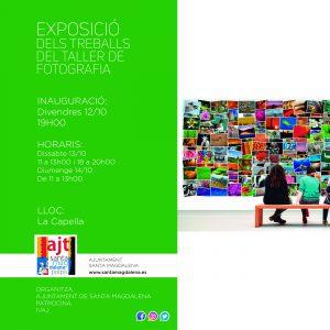 CARTELL EXPOSICIO TALLER FOTOS PER XARXES
