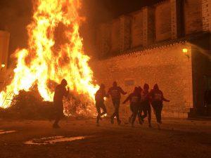 Sta. Magdalena celebra una de sus fiestas más tradicionales, Sant Antoni