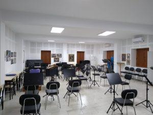 Finalizan las obras de remodelación del local de la Agrupación Musical de Sta. Magdalena
