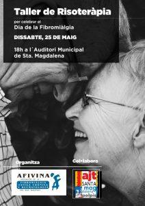 AFIVINA programa un taller de risoterapia en Sta. Magdalena
