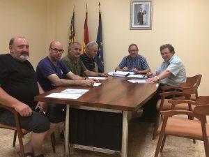Santa Magdalena aprueba el  Plan Local de Prevención de Incendios Forestales