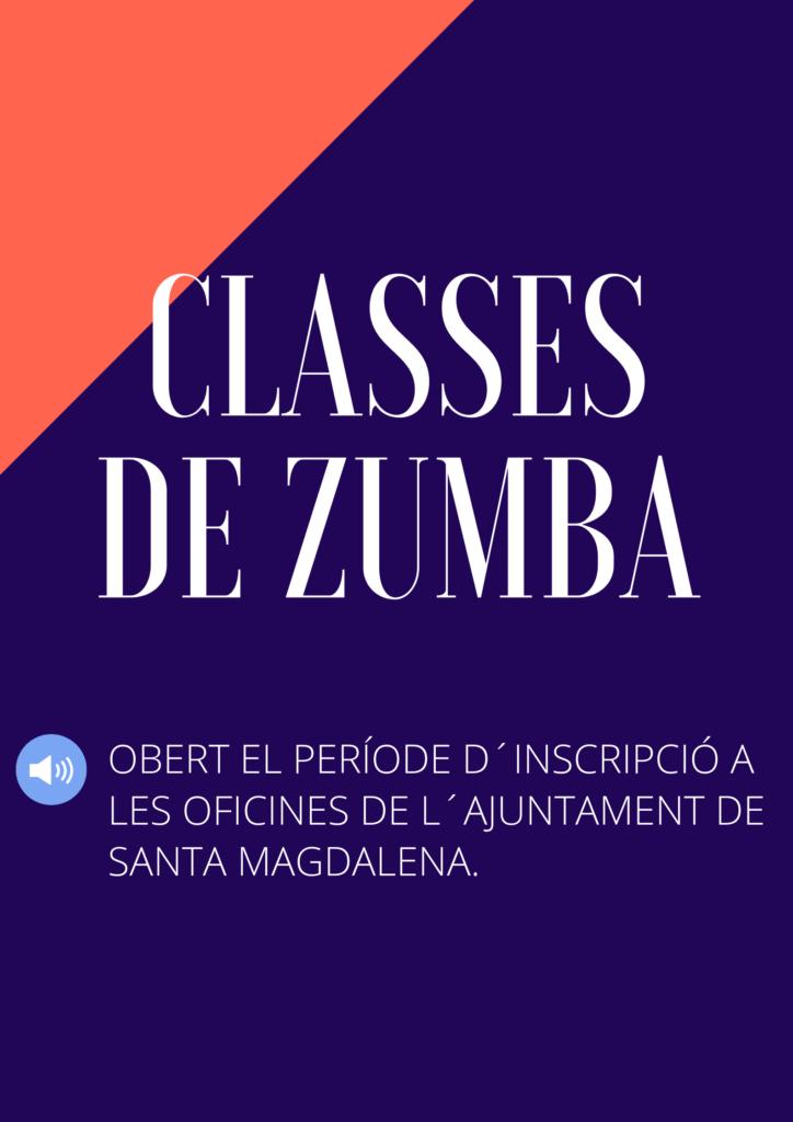 CLASSES DE ZUMBA (2)