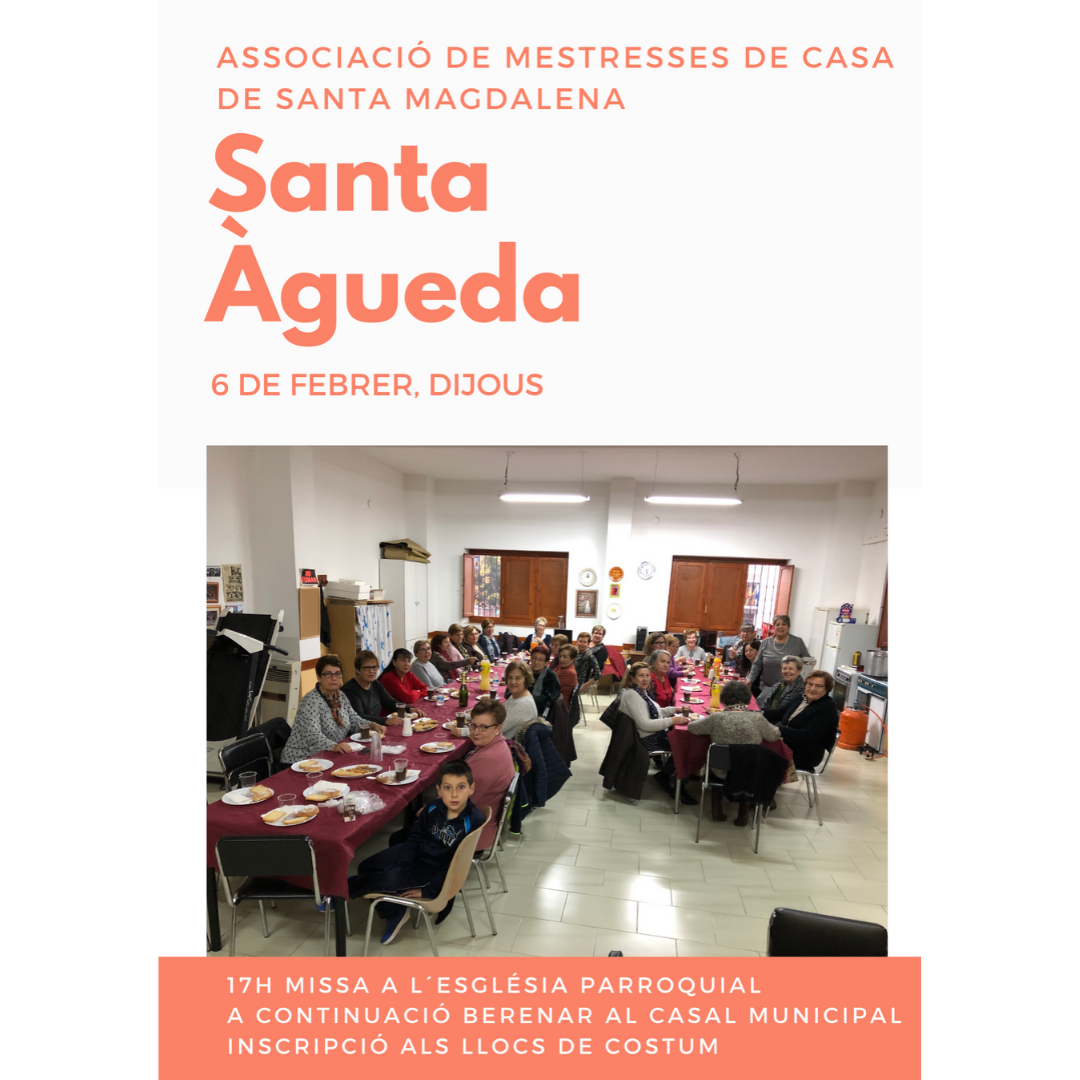 Fiesta Santa  Águeda