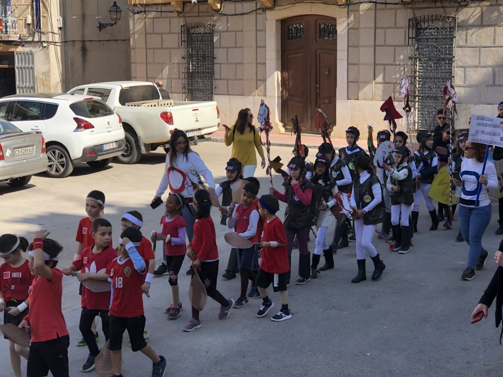 Els esports olímpics protagonistes del Carnestoltes de Santa Magdalena